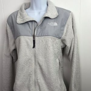 The North Face Size L (Junior ) Jacket.         I